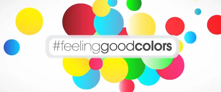 Hillside Instagram Kampanyası: #feelinggoodcolors