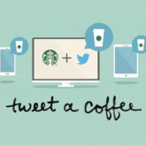 Starbucks Twitter Kampanyası: Tweet A Coffee