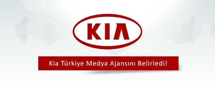 Kia Türkiye Medya Ajansını Belirledi