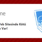 Milliyet Web Sitesi Engellendi!