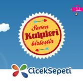 Çiçek Sepeti Facebook Oyunu: Seven Kalpleri Birleştir