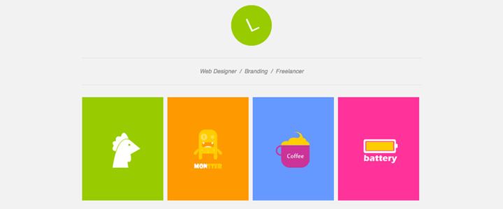 Minimal Web Sitesi Tasarım Örnekleri