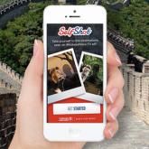 Türk Hava Yolları'ndan Ödüllü iPhone Uygulaması: SelfShot