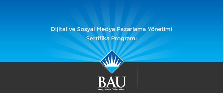 Dijital ve Sosyal Medya Pazarlama Yönetimi Sertifika Programı