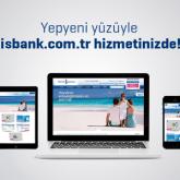 Türkiye İş Bankası Web Sitesi Yenilendi