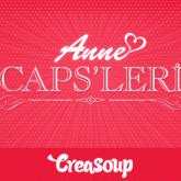 Creasoup'tan Anneler Gününe Özel Caps Uygulaması