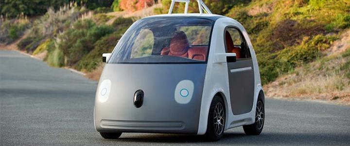 Google İlk Sürücüsüz Otomobilini Tanıttı