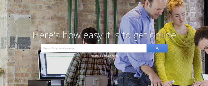 Google Kendi Alan Adı Kayıt Hizmetini Başlatıyor!