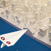 Türk Hava Yolları'ndan Stop-Motion Reklam Filmi