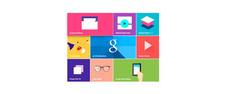 Google'dan Yeni Tasarım Dili: Material Design