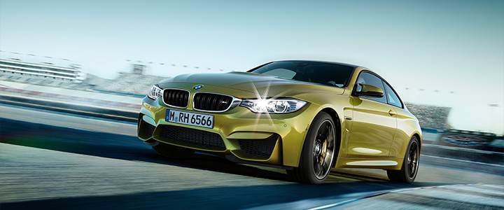BMW M4 Viral Reklamı: Ultimate Racetrack