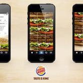Burger King'den Dünyanın En Büyük Sanal Burgeri