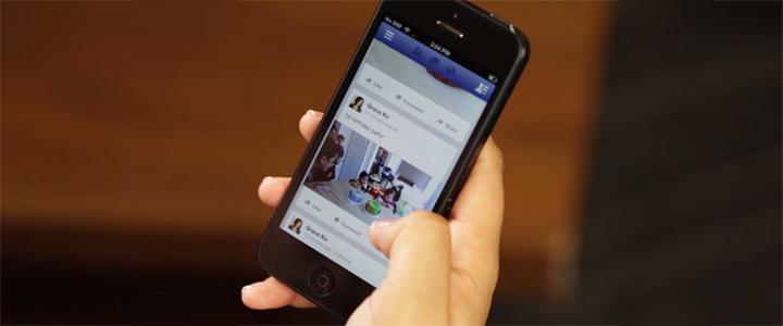 Facebook'ta Günde 1 Milyar Video İzleniyor!