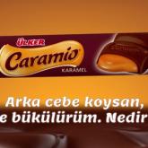Gerçek Zamanlı Pazarlama Örneği: Ülker Caramio