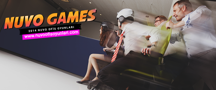 Yapı Kredi'den İnteraktif Oyun: Nuvo Ofis Oyunları