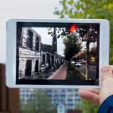 Tarihe Pencere Açan Artırılmış Gerçeklik Uygulaması: Timetraveler