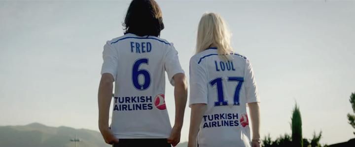 Türk Hava Yolları Olimpik Marsilya Sponsorluk Filmi: We Are One