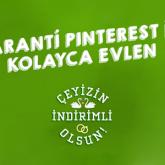Garanti Pinterest Kampanyası: #PinKredi