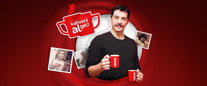 Nescafe'den Samimi Reklam Kampanyası: #KahveniAlGel