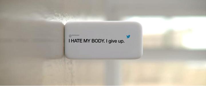 Dove Sosyal Medya Kampanyası: #SpeakBeautiful