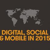 İnternet Ve Sosyal Medya Kullanıcı İstatistikleri 2015