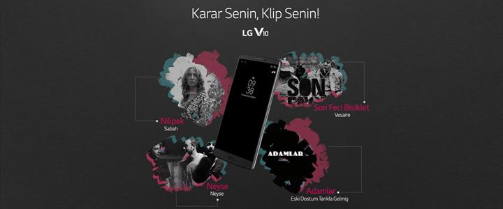 LG Türkiye, Maceraperest Akıllı Telefonu V10 İle Gençleri Hedefliyor [Röportaj]