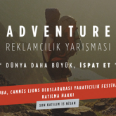 ADventure Reklamcılık Yarışması 2015