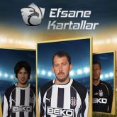 Beşiktaş ve Beko'dan Nostaljik Kampanya: Efsane Kartallar