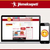 Yemeksepeti.com Web Sitesi Yenilendi!