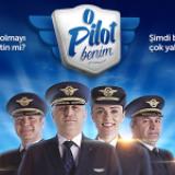 Türk Hava Yolları Facebook Kampanyası: O Pilot Benim