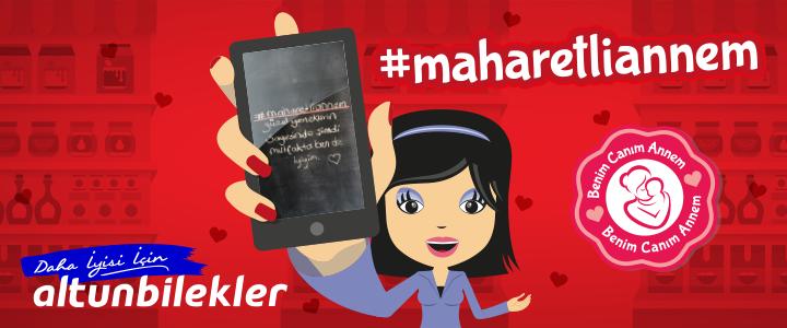 Altunbilekler Instagram Yarışması: #MaharetliAnnem