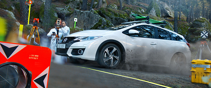 Honda'dan Dünyanın En Yavaş Araba Reklamı: Feeling