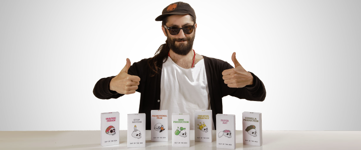 El Turco Digital'den Yaratıcı İçerik Pazarlama Projesi: Out Of The Box