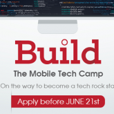 Build Mobile Tech Camp