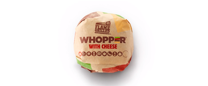 Burger King'ten Yaratıcı Rebranding Çalışması