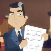 Sağlam Tapu'dan Animasyon Reklam Filmi