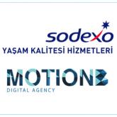 Sodexo'nun Dijital Medya Planlama Ajansı MotionB Oldu!