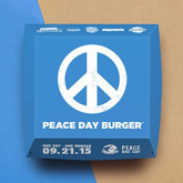 McDonald's'tan Ret Cevabı Alan Burger King'in Yeni Hamlesi: Peace Day Burger