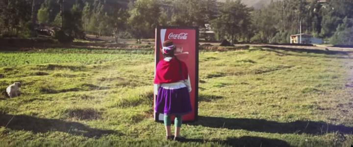 Yerel İsimler Coca-Cola Şişelerinde