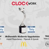 Davey Awards'tan Clockwork'e 3 Ödül Birden