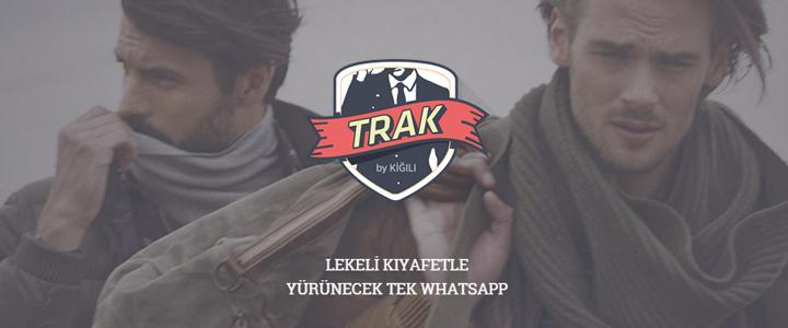 Kiğılı'dan Kristal Elma'da WhatsApp Kampanyası: TRAK