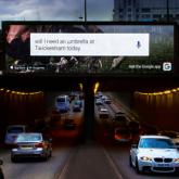 Google Web Reklamları Londra Panolarında!