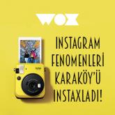 Instagram Fenomenleri Karaköy'ü Instaxladı!