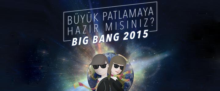 İTÜ Çekirdek BIG BANG 2015