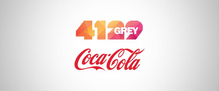 Coca-Cola Shopper Çalışmaları İçin 4129Grey İle Anlaştı!
