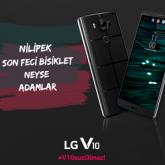 LG'den Interaktif Gençlik Projesi: #V10suzOlmaz