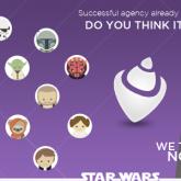Mbsays Star Wars'ı E-Postalara Taşıdı!