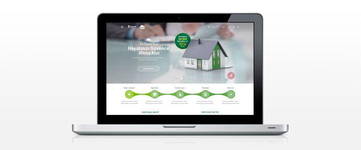 Garanti Mortgage'ın Yeni Web Sitesi Yayında!