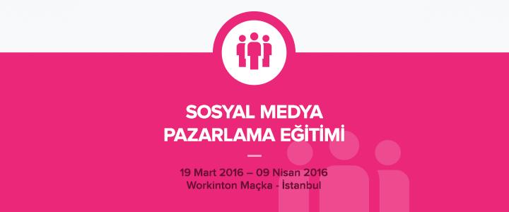 Dijital Maraton – Sosyal Medya Pazarlama Eğitimi