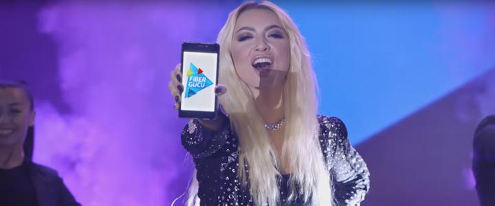 "Türk Telekom'dan ""Fiberleten"" Reklam Filmi"